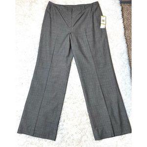 Jones New York Grey Professional Career Dress Pant